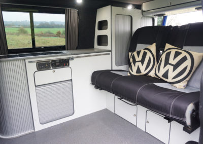 VW BLue Interior 5